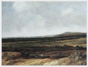 Weids heuvellandschap
