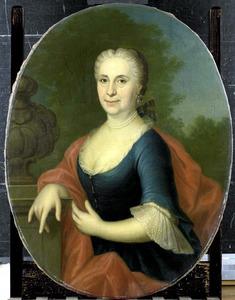 Portret van Cornelia van Schuylenburgh (1703-1763)