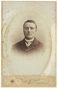 Portret van een man uit de familie Kamman