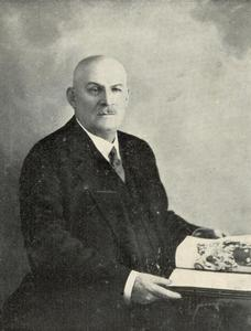 Portret van Aleksander Czołowski (1865-1944)