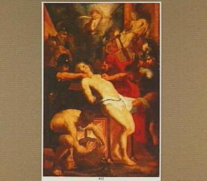 Het martyrium van de H. Laurentius