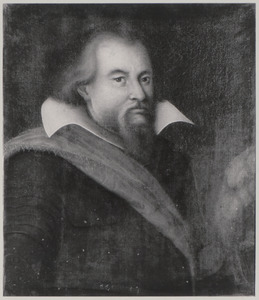 Portret van Jan VII 'de Middelste' van Nassau -Siegen (1561-1623)