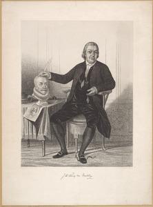 Portret van Johannes le Francq van Berkhey (1729-1812)