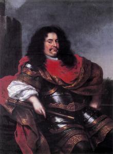 Portret van Christoph Delphicus zu Dohna (1628-1688)