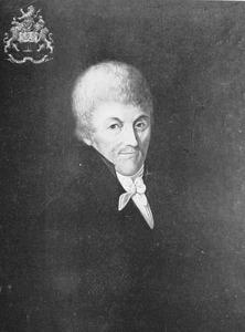Portret van Daniel Michiel Gijsbert Heldewier (1753-1822)