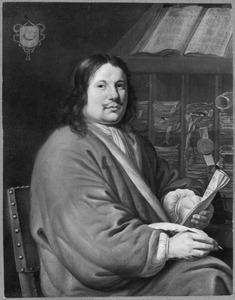 Portret van een man, waarschijnlijk Willem van Hoorn (?-1677)