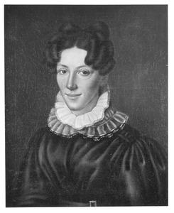 Portret van Adriana Wilhelmina Otteline Nering Bögel (1798-1855)