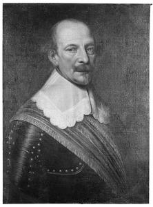 Portret van Marcus Verschoor (ca 1590-1644)