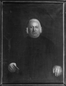 Portret van Walterus Walree  (?-1816)