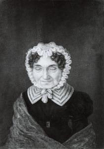 Portret van Petronella Moens (1762-1843)