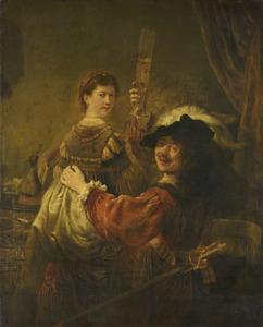 Zelfportret als de verloren zoon