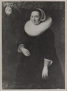 Portret van Elisabeth Cobbault (1588-1655)