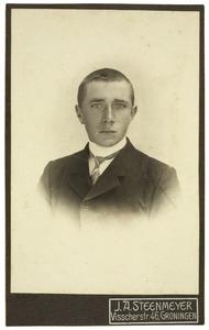Portret van Sikke Sikkema (1888-1943)