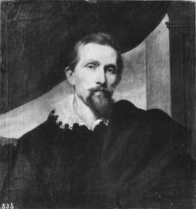 Portret van de schilder Frans Snijders (1579-1657)