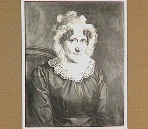 Portret van Marie Tixon (1753-1835)
