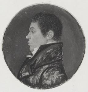 Portret van Jan Bruinissen Appeldoorn (1781-1830)