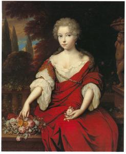 Portret van mogelijk Adriana Constantia Sohier de Vermandois