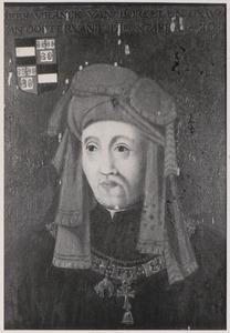 Portret van Frank van Borselen (....-1470)