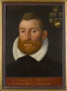 Portret van Pieter Allartsz. Boelens (1526-1568)