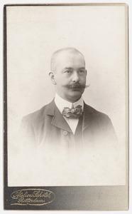 Portret van dhr. Rudolph Benjamin Ledeboer (1863-1926)