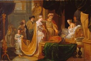 Antiochus en Stratonice