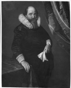 Portret van Pieter d' Ablain (?-1636)