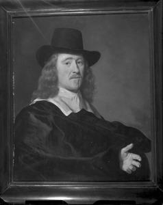 Portret van David Rijckaert (1614-1680)