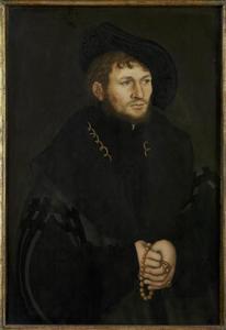 Portret van Caspar von Köckeritz (ca. 1500-1567)