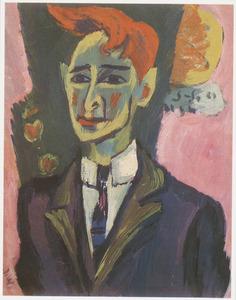 Portret van Anton Constandse (1899-1985)