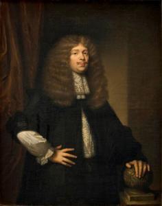 Portret van Coenraad van Beuningen (1622-1693)
