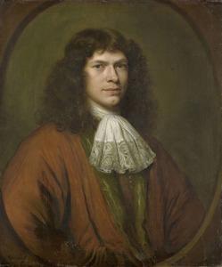 Portret van Johannes Parker (1632-1695)