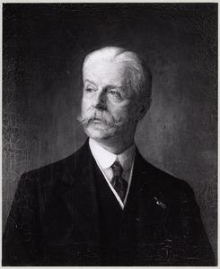 Portret van François Gerard Waller (1860-1935)