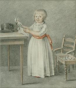 Portret van Elisabeth Catharina Druy (1793-1853)