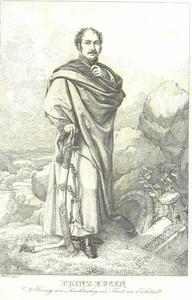 Portret van prins Eugène de Beauharnais,  hertog van Eichstadt en hertog van Leuchtenberg