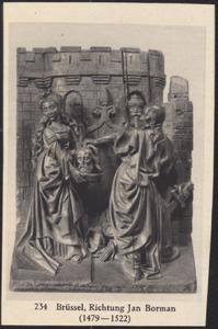 Salome ontvangt het hoofd van Johannes de Doper