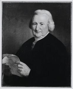 Portret van Adriaan Henssen (1732-1823)