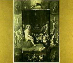 Christus op de Koude Steen (Mark.15:17-19)