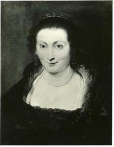 Portret van Isabella Brant (1591-1626)