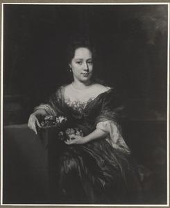 Portret van Geertruyd Temminck (1670-1741)