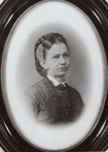 Portret van Henriette Louise de Kock van Leeuwen (1830-1891)