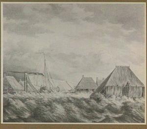 Vierhuis, de overstroming van 1825