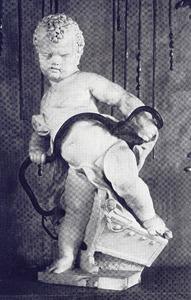 Hercules doodt de slang