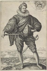 Portret van Stanisław Sobocki (1556-na 1600)