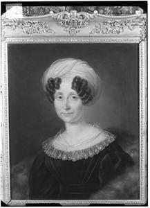 Portret van Margaretha Johanna Henriette Corver Hooft (1773-1835)