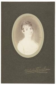 Portret van Margaretha Catharina Wyckerheld Bisdom (1777-1844)