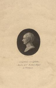 Portret van Jacques Kuyper (1761-1808)