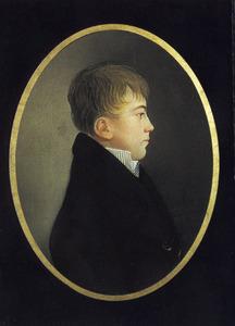 Portret van Cornelis Jacobsz. Breet (1800-1852)