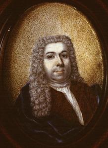 Portret van Jan van Royen (1670-1723)