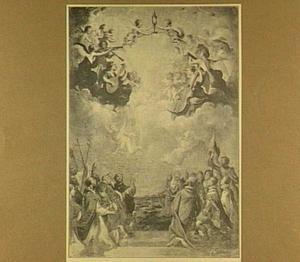 Adoratie van de Eucharistie