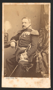 Portret van Godert Anne Gerard van der Duyn van Maasdam (1800-1865)